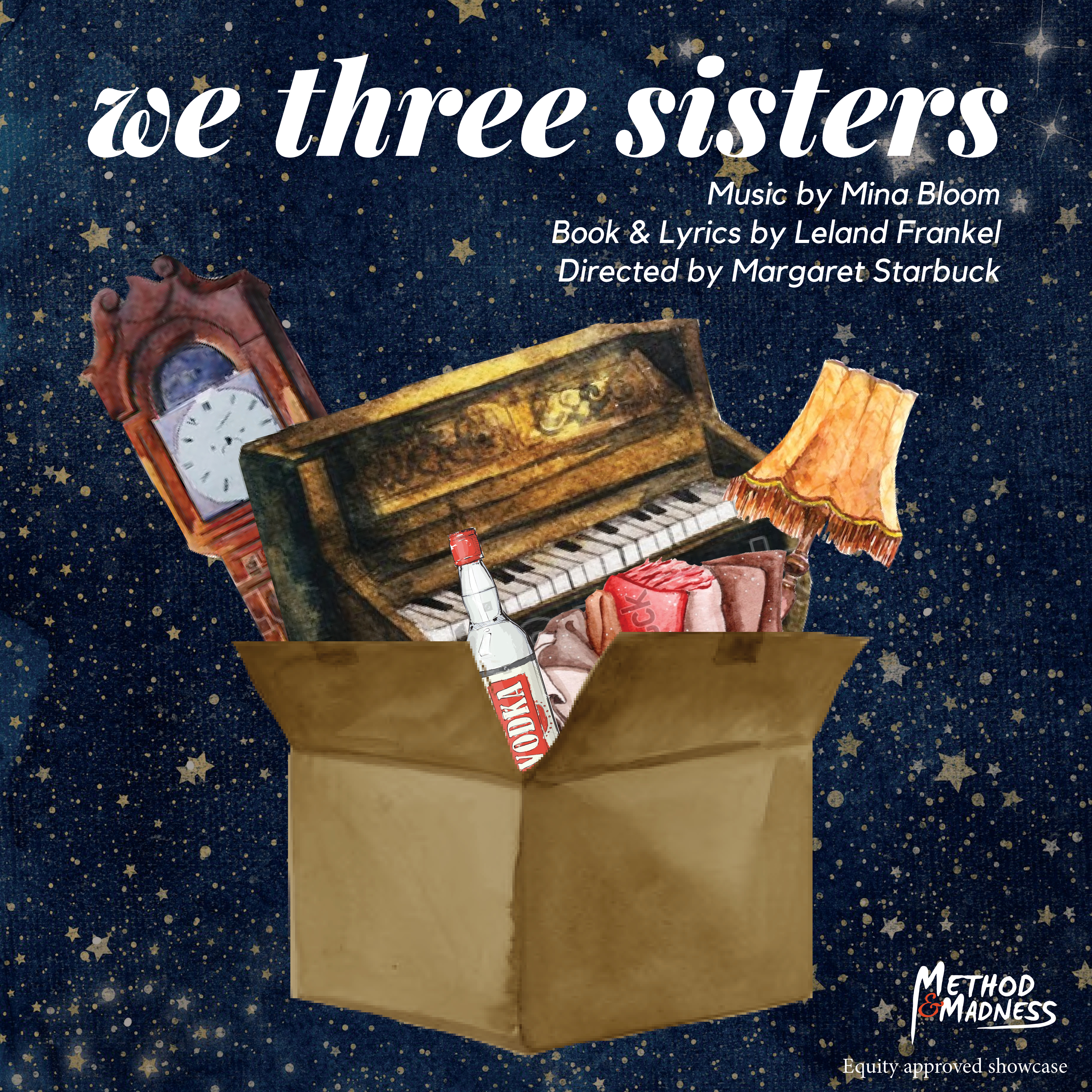 We Three Sisters square