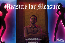 Measure for Measure Matt in the Middle