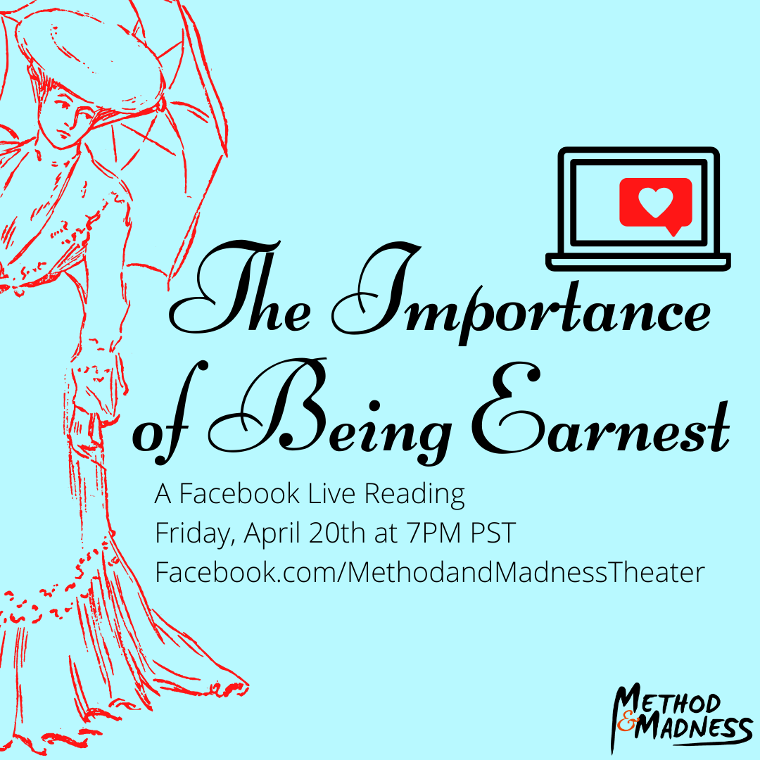 The Importance of Being Earnest copy