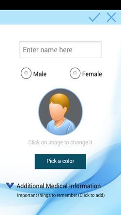Add/Edit a Person