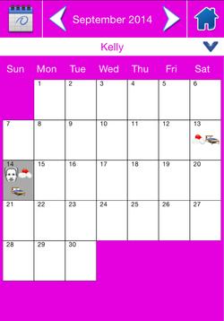Calendar (Kelly)