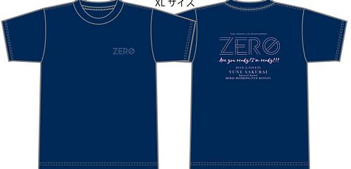 限定ZEROオリジナルTシャツ