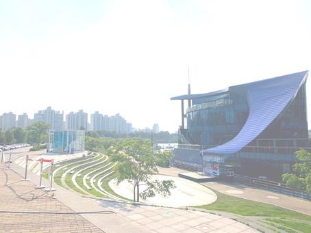 韓国の芸能事務所へ