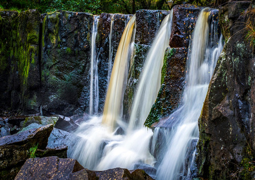 'Waterfall' by Min Jing, Central Photographic Association