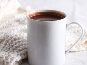 Healthy Version of Hot Chocolate