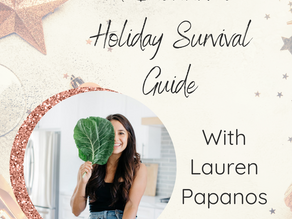 A Dietitian's Holiday Survival Guide