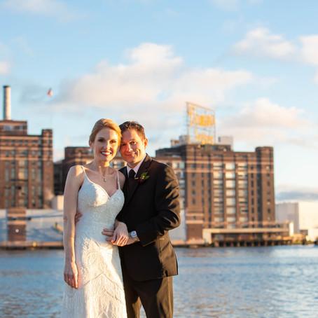 Kate + Jesse | Frederick Douglass-Isaac Myers Maritime Park Wedding