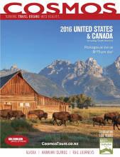 Cosmos: US & Canada 2016
