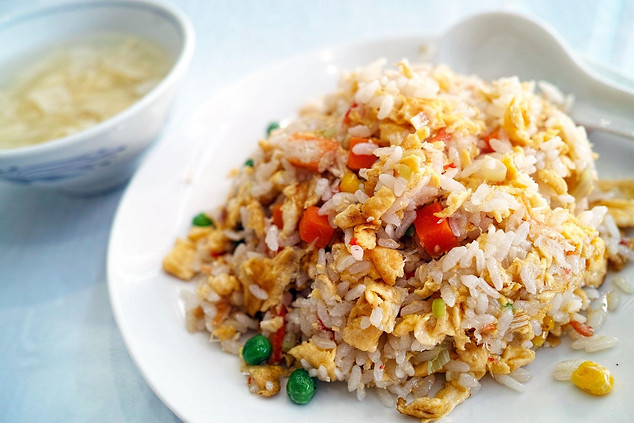 White Fried Rice