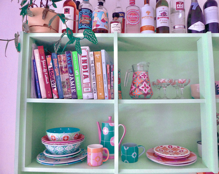 CASABLANCA PLATES + BOWLS + AMALFI JUG + SICILY GLASSES + BARCELONA TEA POT + MUGS