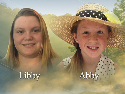 Who Killed Abby Williams and Libby German?