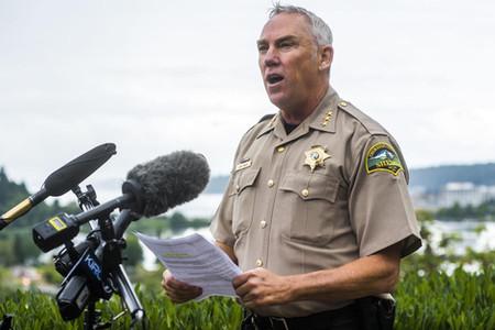 Sheriff John Snaza via YelmOnline