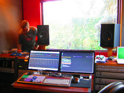 Grabación Santuario Sónico 2011