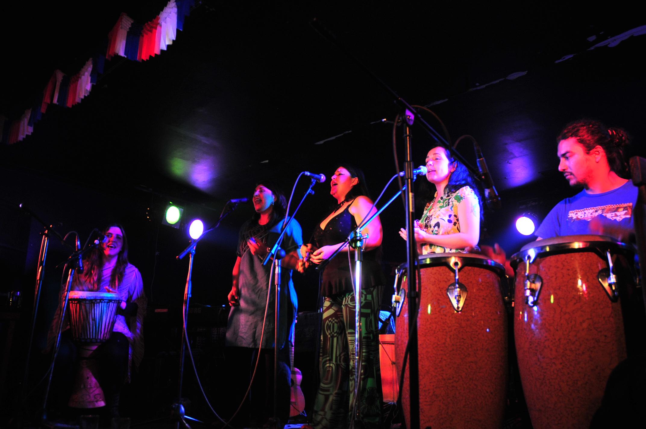 La barcaza 2009