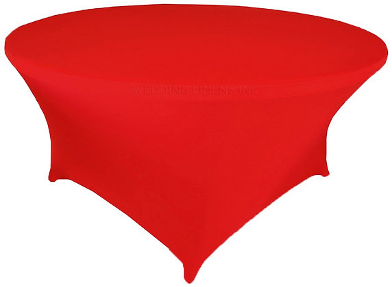 "Spandex, 60"" Red $16.75 each"