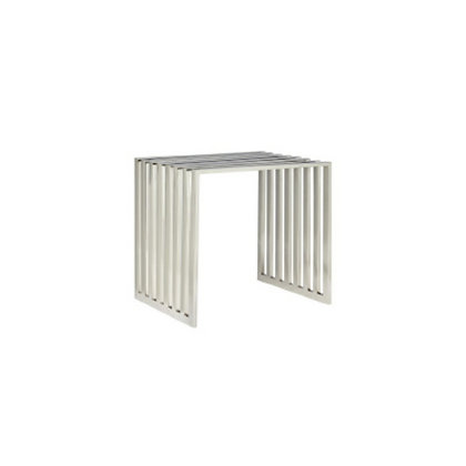 Grill Side Table Silver, $42.40 each