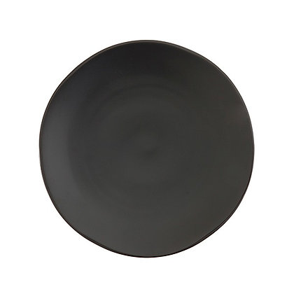 Charger Plate, Charcoal $3.15 each