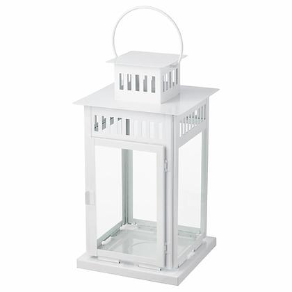 Lantern, White Large, $9.55 each