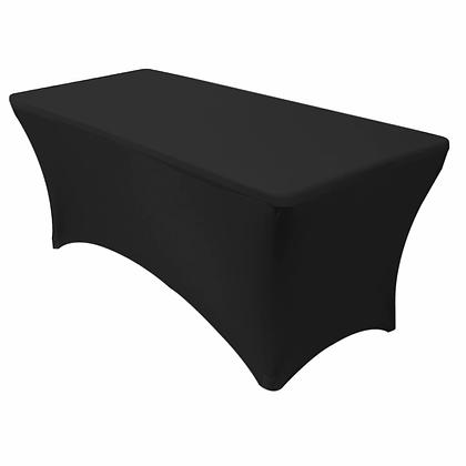 Spandex, 6'/8' Black $16.75 each