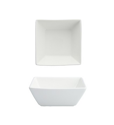 "Serving Bowl, Square 5.75"" $0.80 each"
