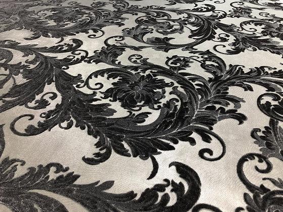 Victorian Swirl, Black $17 each