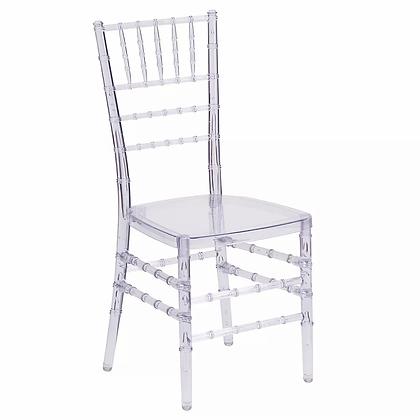 Chair, Chiavari Clear
