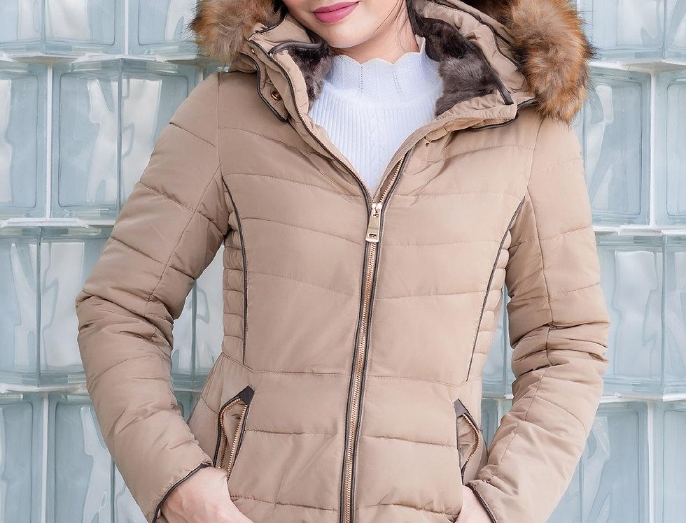 เสื้อขนเป็ดสั้น หญิง รุ่น KASHMIR | DJARJBR