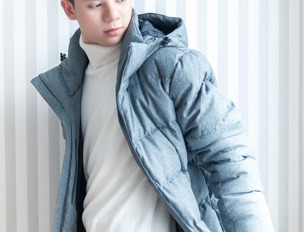เช่าเสื้อขนเป็ด ไซส์ใหญ่ DJL013GY