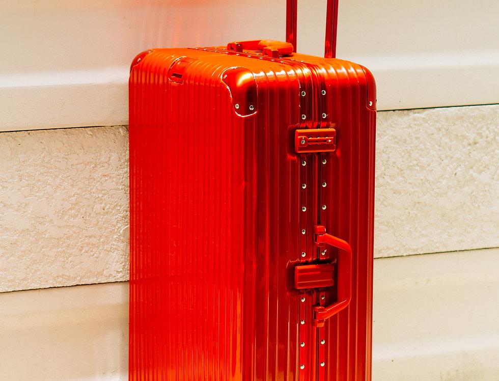 เช่ากระเป๋าเดินทาง รุ่น Tourist 29 นิ้ว สีแดง