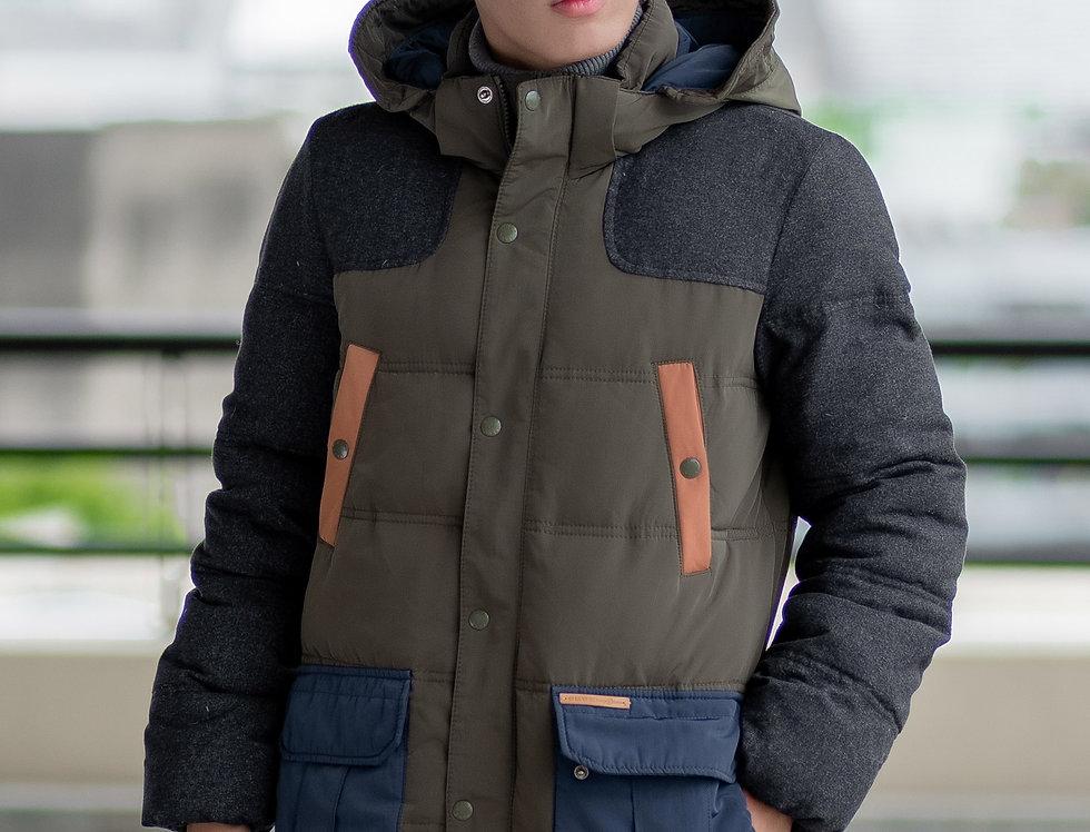 เช่าเสื้อขนเป็ดยาว ชาย รุ่น MALE (H1) | DJADOGR