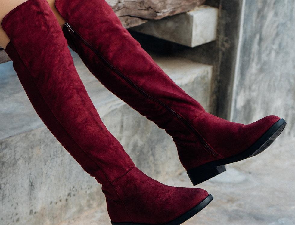 เช่ารองเท้าบูทยาว หญิง รุ่น JOCKEY | SHAAKRW