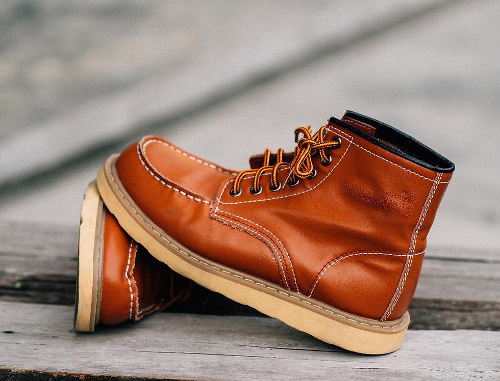 เช่ารองเท้าหนัง ชาย รุ่น WINGS | SHAMWOR