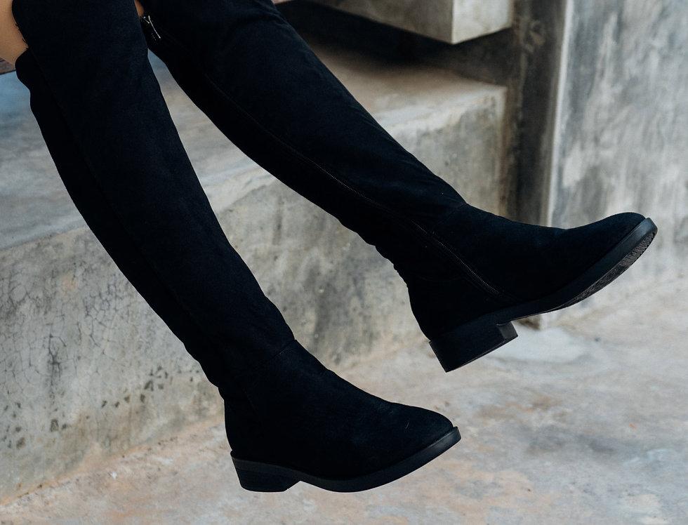 เช่ารองเท้าบูทยาว หญิง รุ่น JOCKEY | SHAAKBK