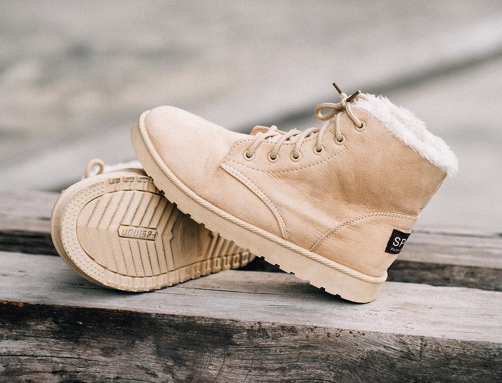 เช่ารองเท้าบูท หญิง รุ่น SNOWFLAKE (SL2) | SHAIBBE