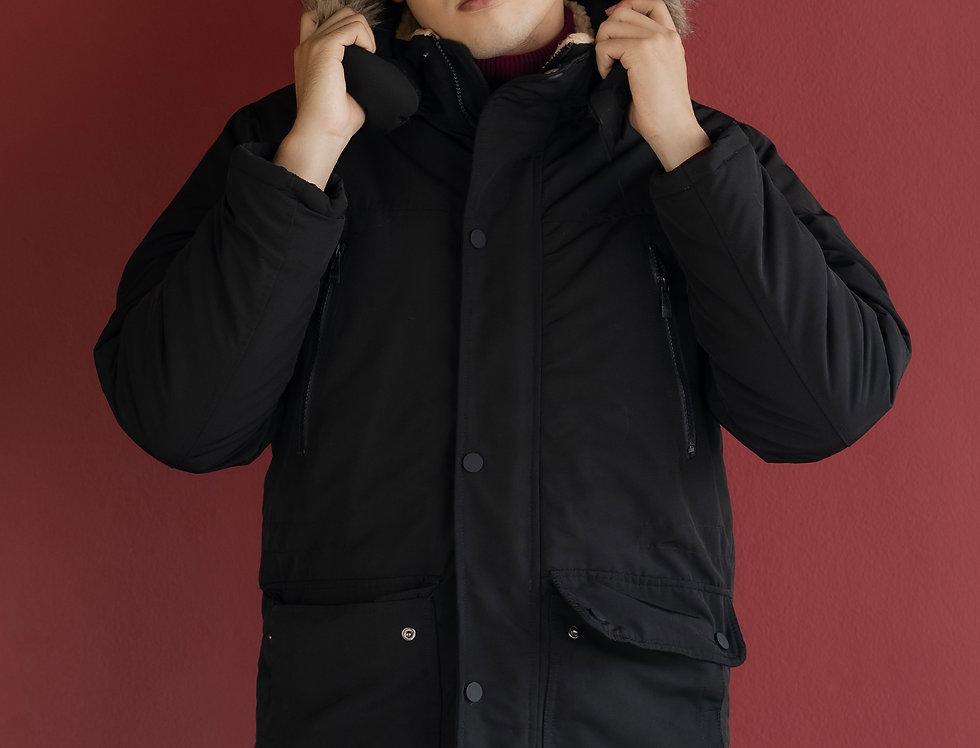 เช่าเสื้อขนเป็ดชาย รุ่น PYRAMID (H1) | DJAWQBK