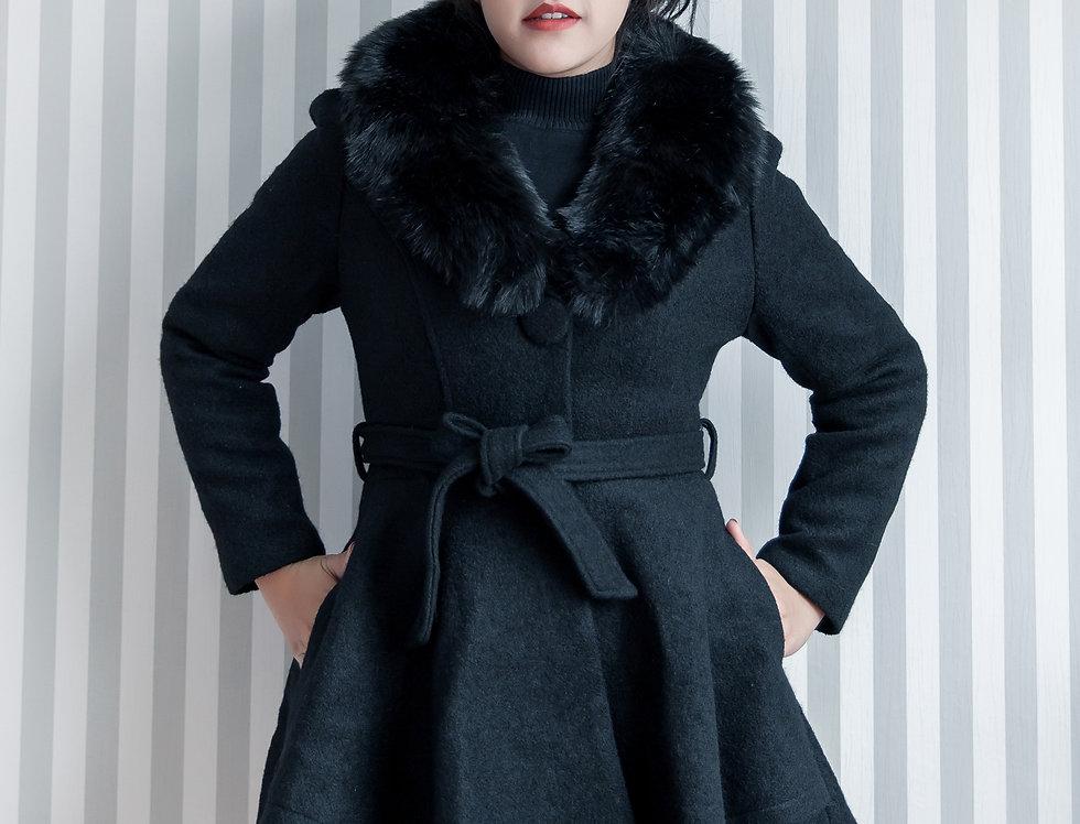 เช่าเสื้อกันหนาว WCLF011BK