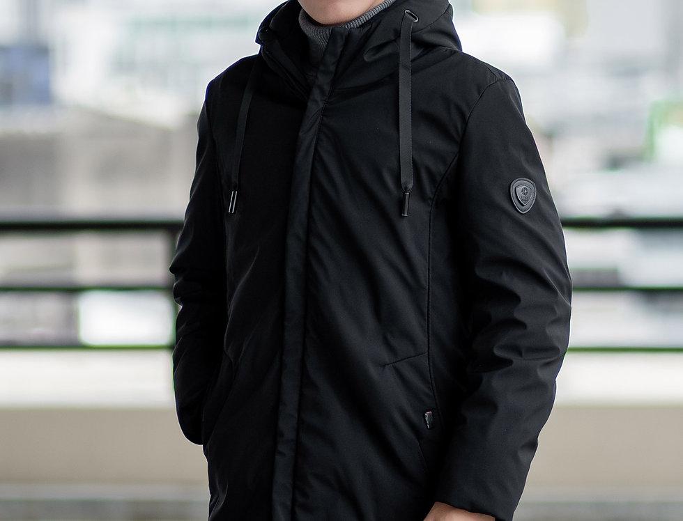 เสื้อขนเป็ดยาว ชาย รุ่น LIFE  | DJASLBK