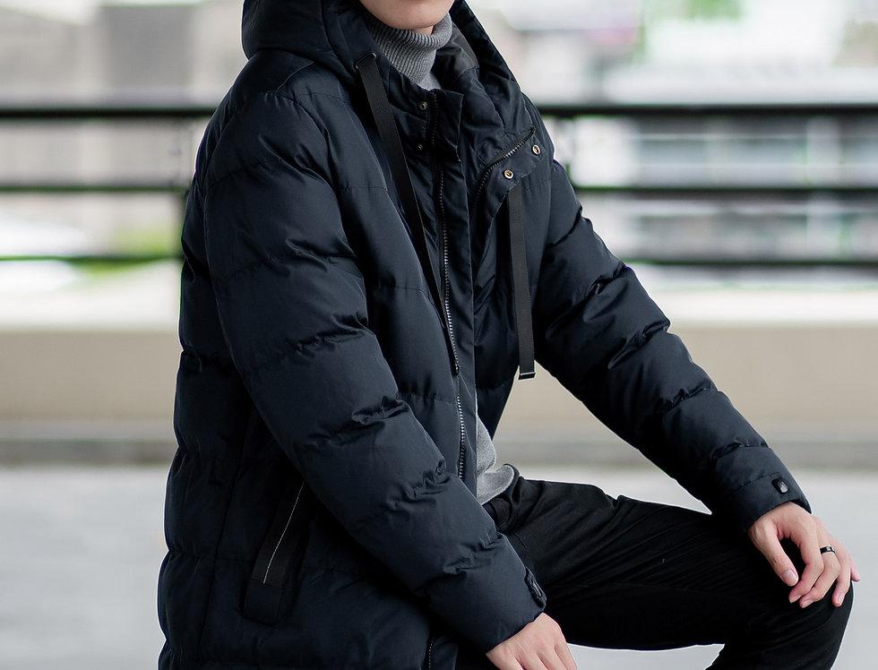 เช่าเสื้อขนเป็ดยาว ชาย รุ่น GANGNAM | DJASZBL