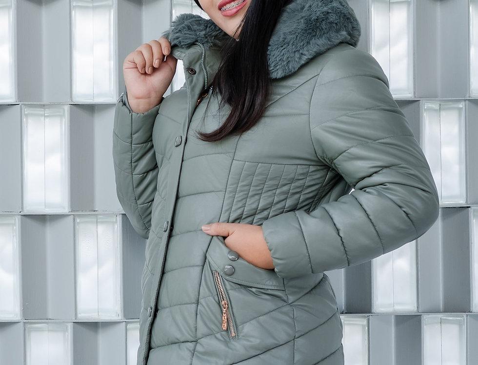 เช่าเสื้อขนเป็ดยาว หญิง รุ่น JADE | DJAREGR