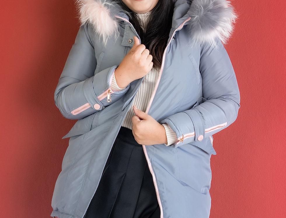 เช่าเสื้อขนเป็ด หญิง รุ่น TWICE | DJAVWGY