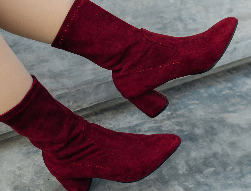 เช่ารองเท้าบูท หญิง รุ่น KIKO | SHAOLRW