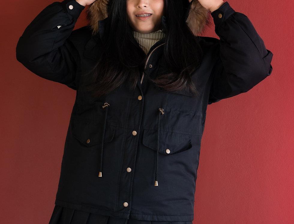 เช่าเสื้อขนเป็ด หญิง รุ่น LOVE | DJAURBK