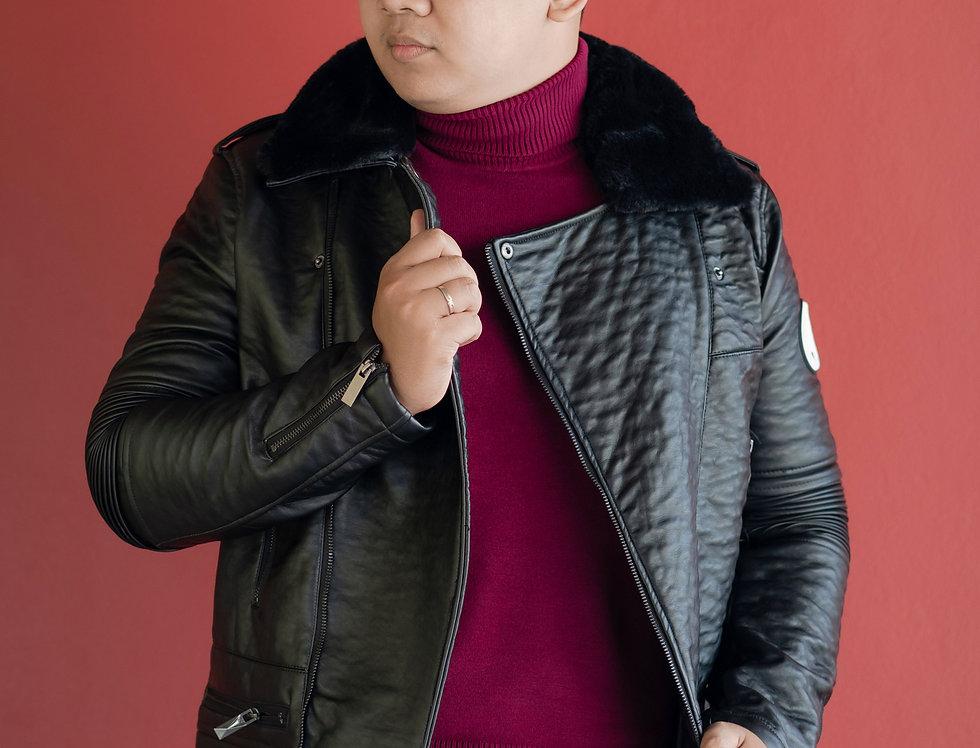เช่าเสื้อแจ็คเก็ต ชาย รุ่น HOST | JKAVEBK