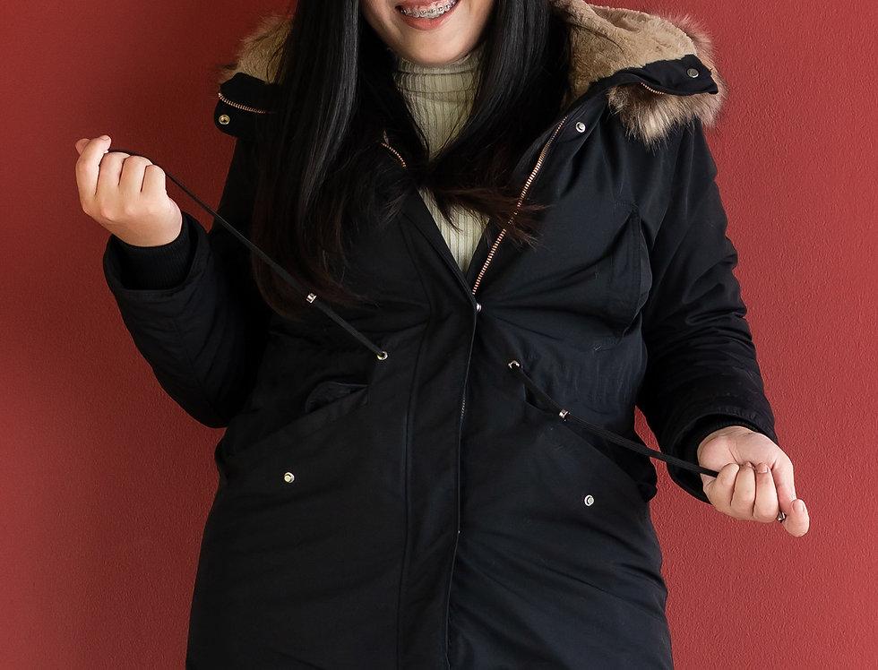 เช่าเสื้อแจ็คเก็ต หญิง รุ่น HOOT | JKAXXBK
