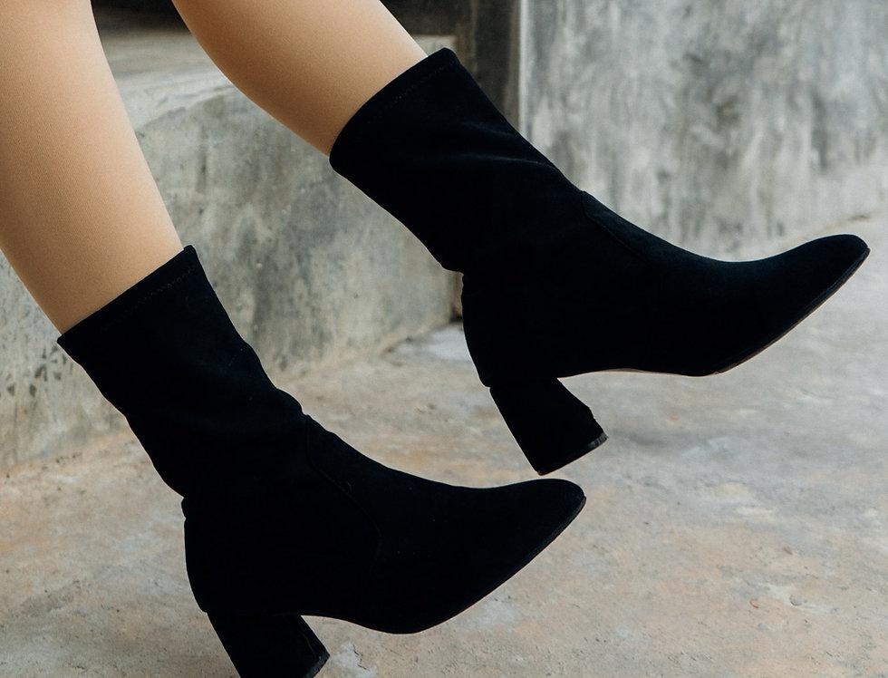 เช่ารองเท้าบูท หญิง รุ่น KIKO | SHAOLBK