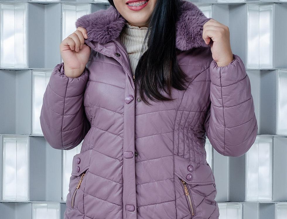 เช่าเสื้อขนเป็ดยาว หญิง รุ่น JADE | DJAREPP