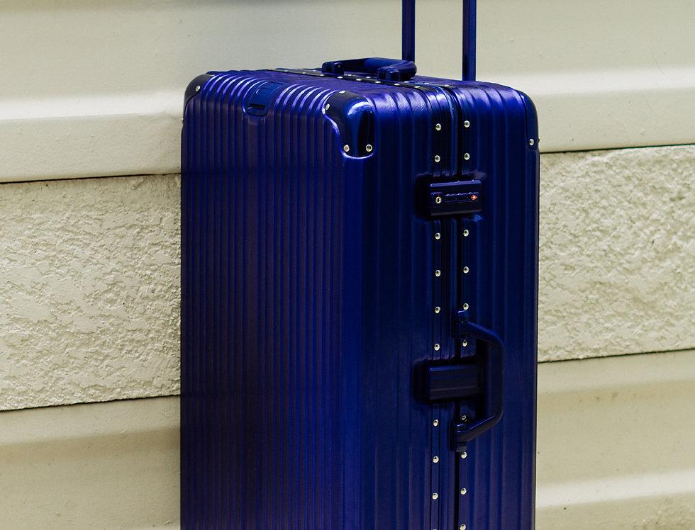 เช่ากระเป๋าเดินทาง รุ่น Tourist 29 นิ้ว สีน้ำเงิน