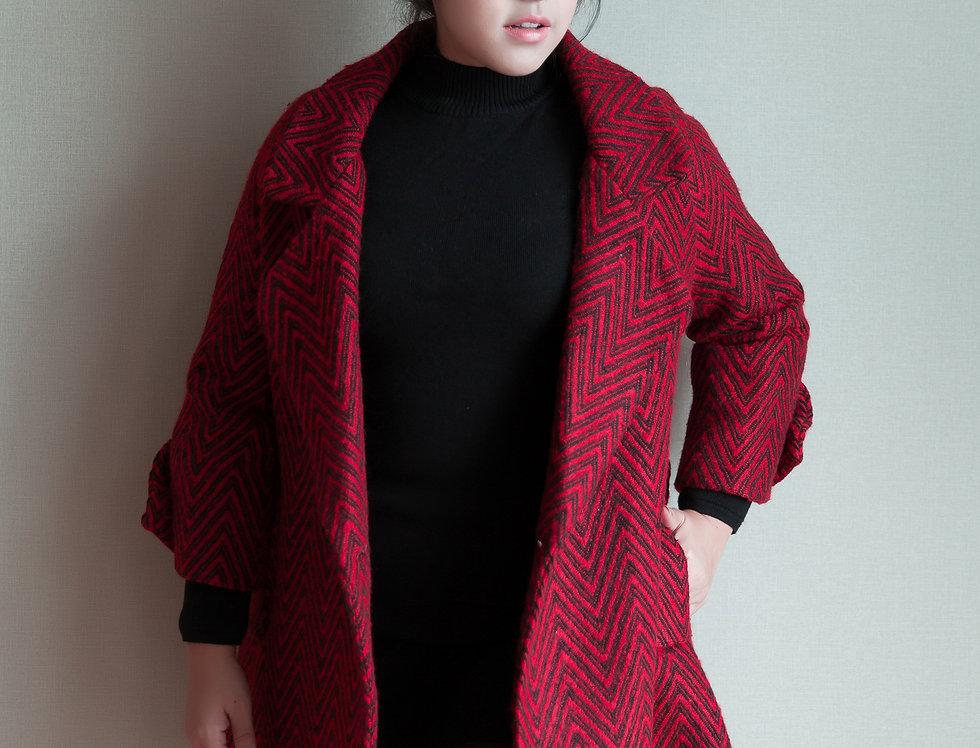 เช่าเสื้อกันหนาวเกาหลี WCL009RD