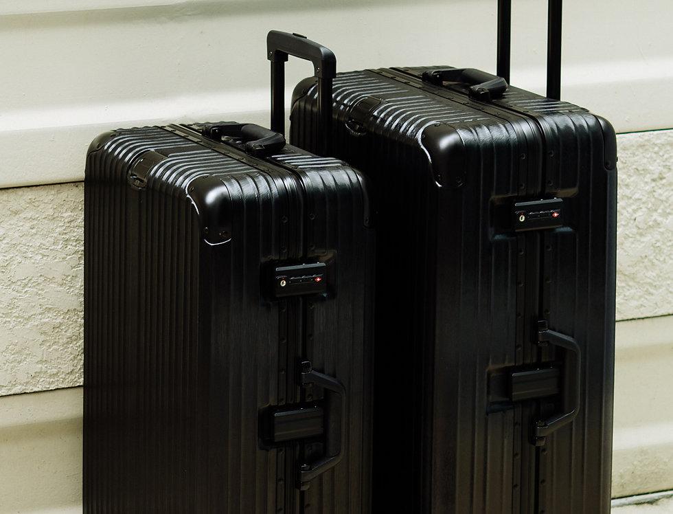 เช่ากระเป๋าเดินทาง รุ่น Tourist 26 นิ้ว สีดำ