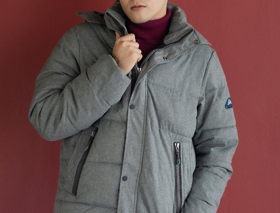 เช่าเสื้อขนเป็ดสั้น ชาย รุ่น TEMPO | DJARRGY